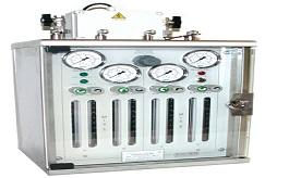 Cryotek Gas Mixing